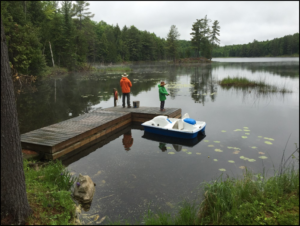 Enhancing Fish Habitat with Woody Debris